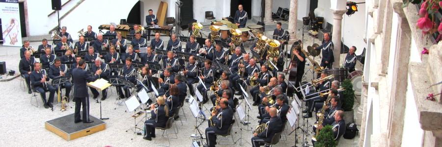 Polizeimusik Oberöstereich