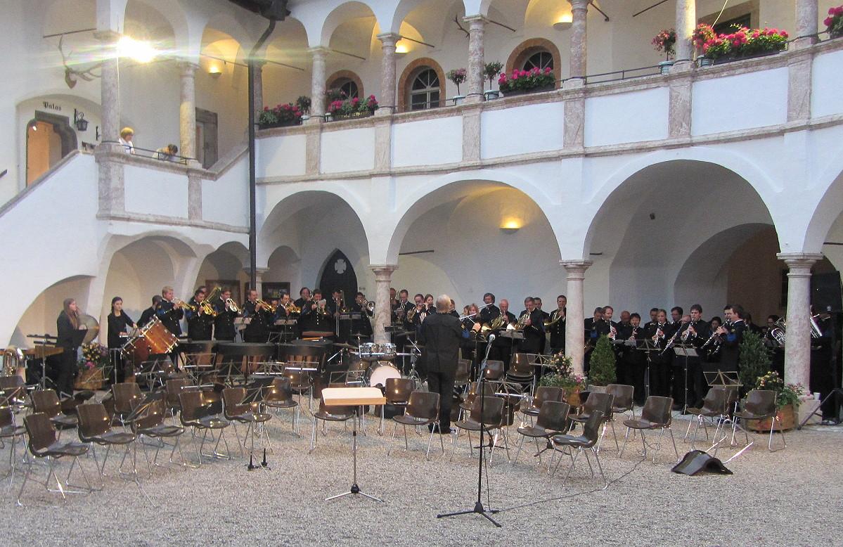 Blasorchester voest alpine